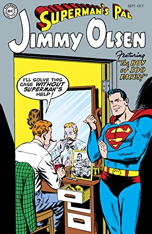 Superman's Pal, Jimmy Olsen (1954-1974) No.1