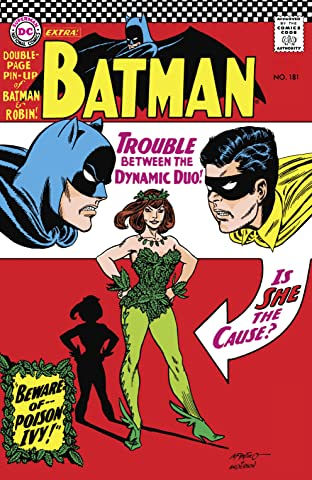 Batman (1940-2011) #181: Facsimile Edition (2019)