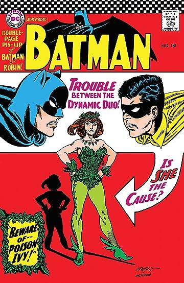Batman (1940-2011) No.181: Facsimile Edition (2019)