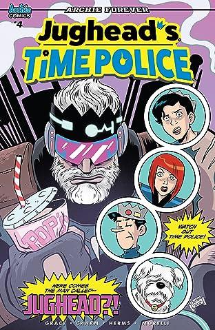 Jughead's Time Police #4