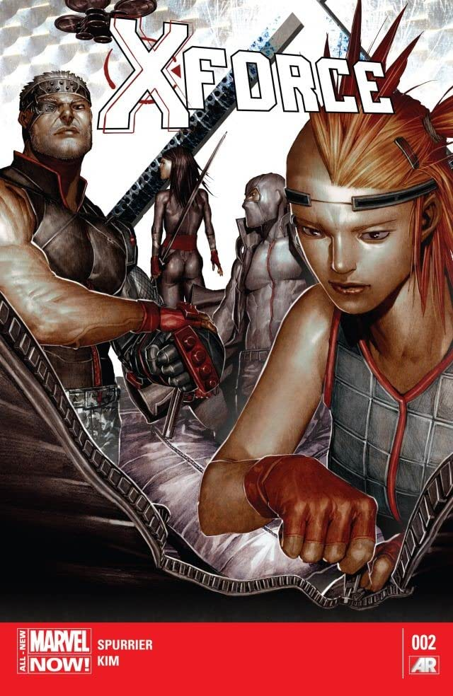 X-Force (2014-2015) #2