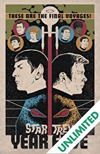 Star Trek: Year Five – Odyssey's End (Book 1)