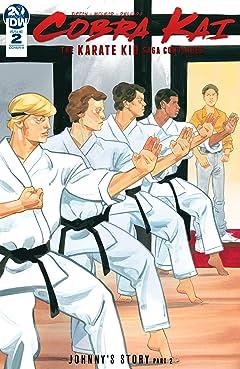Cobra Kai: The Karate Kid Saga Continues No.2 (sur 4)