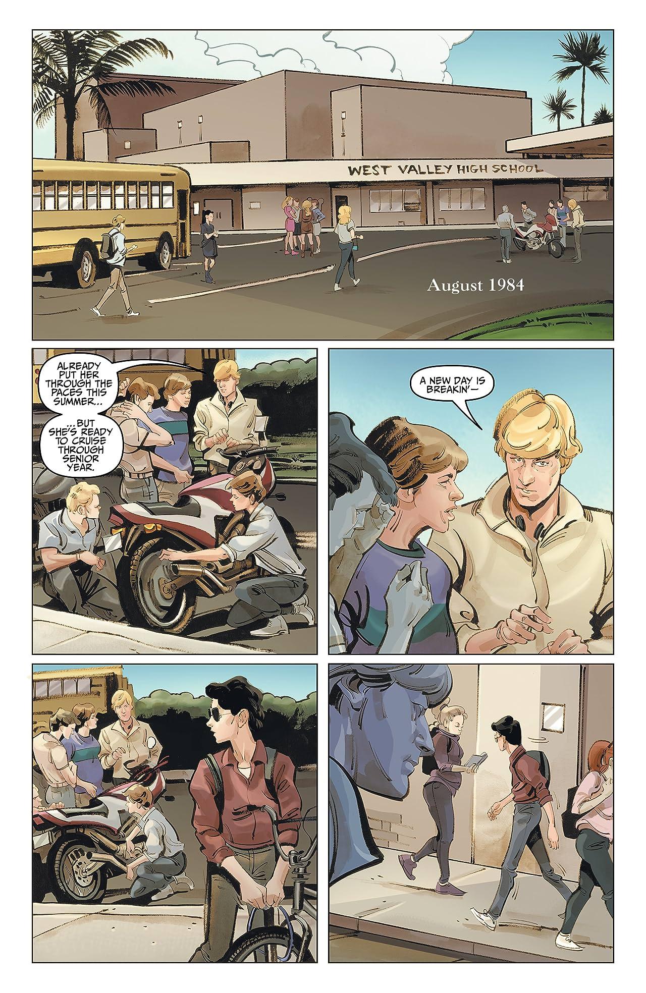 Cobra Kai: The Karate Kid Saga Continues #2 (of 4)