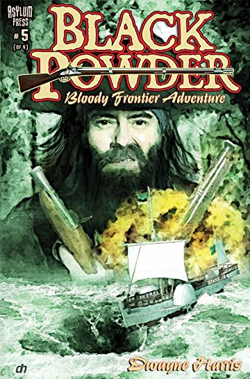 Black Powder #5 (of 6)
