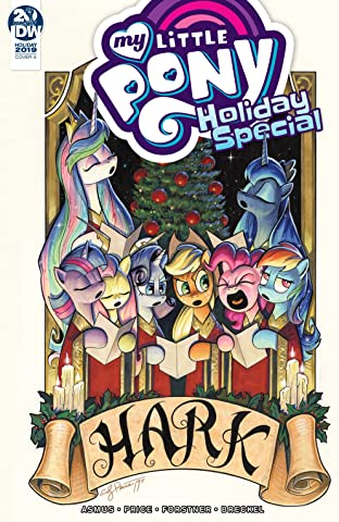 My Little Pony Holiday Special 2019