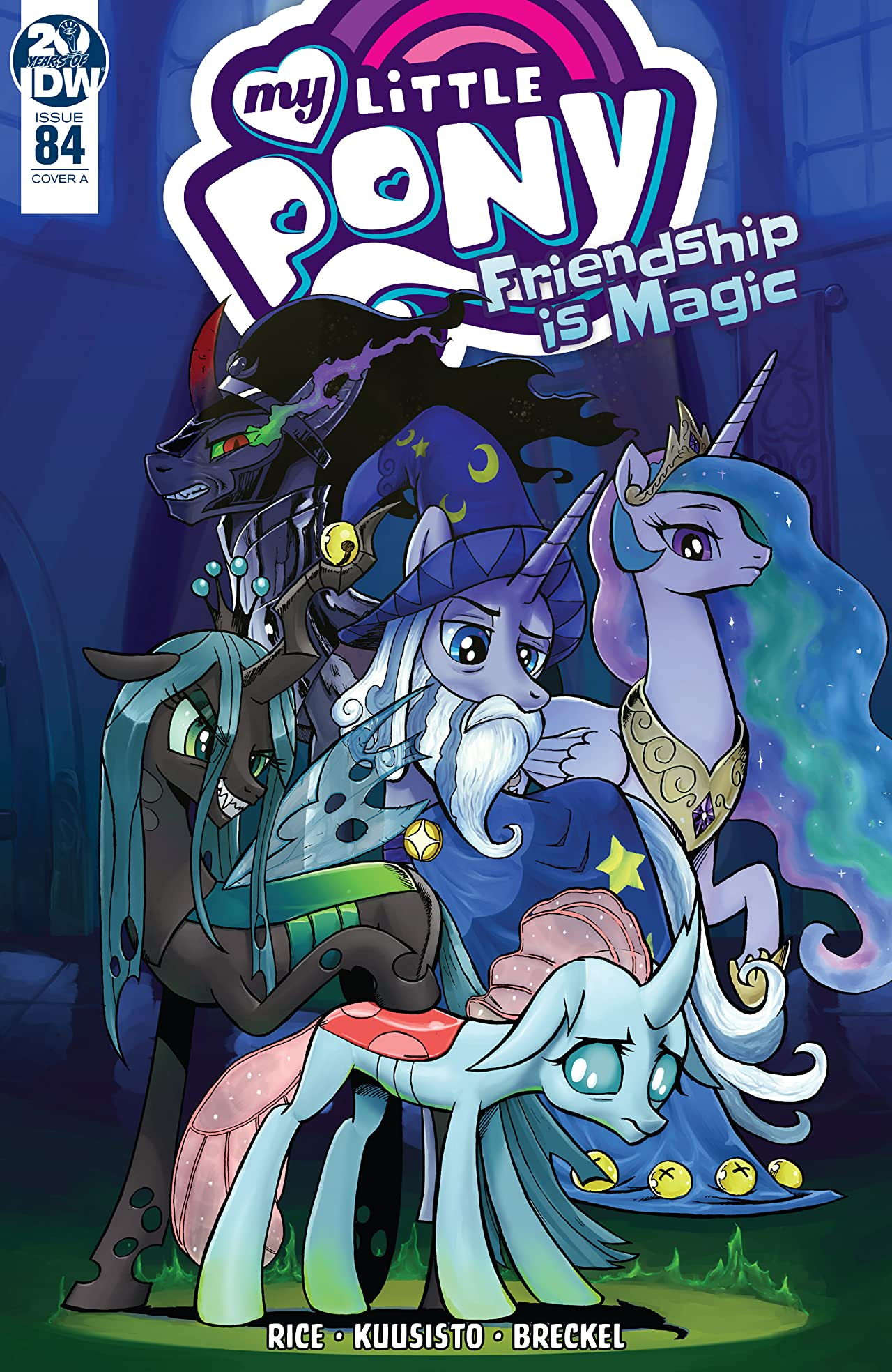 My Little Pony: Friendship is Magic No.84