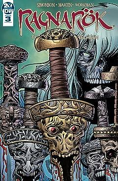 Ragnarök: The Breaking of Helheim #3 (of 6)
