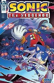 Sonic The Hedgehog (2018-) #23