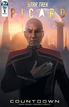 Star Trek: Picard—Countdown No.1 (sur 3)