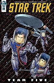 Star Trek: Year Five #8