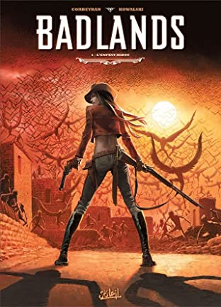 Badlands Tome 1: L'Enfant-hibou