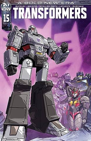 Transformers (2019-) No.15