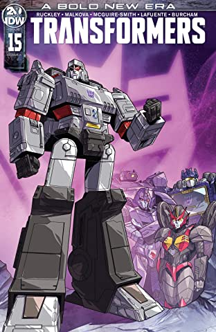 Transformers (2019-) #15