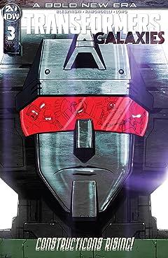 Transformers Galaxies #3