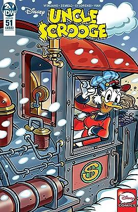 Uncle Scrooge #51