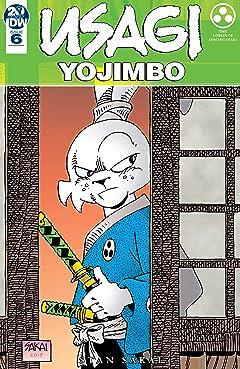 Usagi Yojimbo (2019-) #6: 35th Anniversary