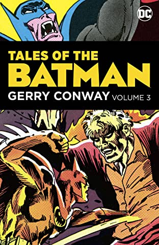 Tales of the Batman: Gerry Conway  Tome 3