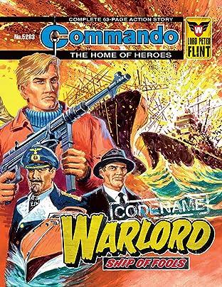 Commando #5263: Codename Warlord: Ship Of Fools