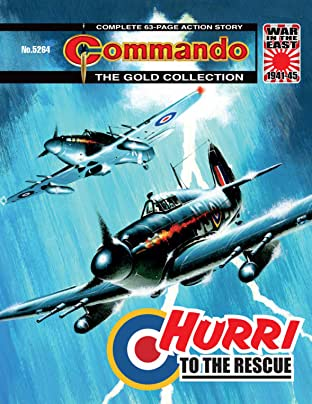 Commando #5264: Hurri To The Rescue