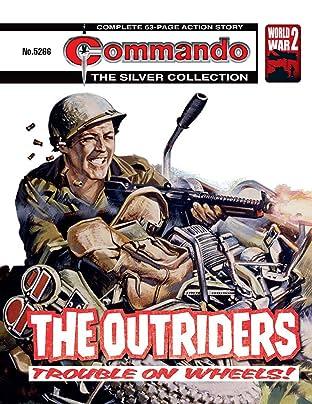 Commando #5266: The Outriders