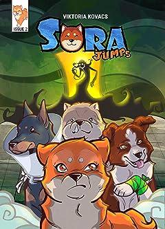 Sora Jumps #2