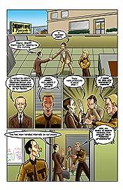 Keith C Bradbury's The Peregrin Chronicles #6 #6