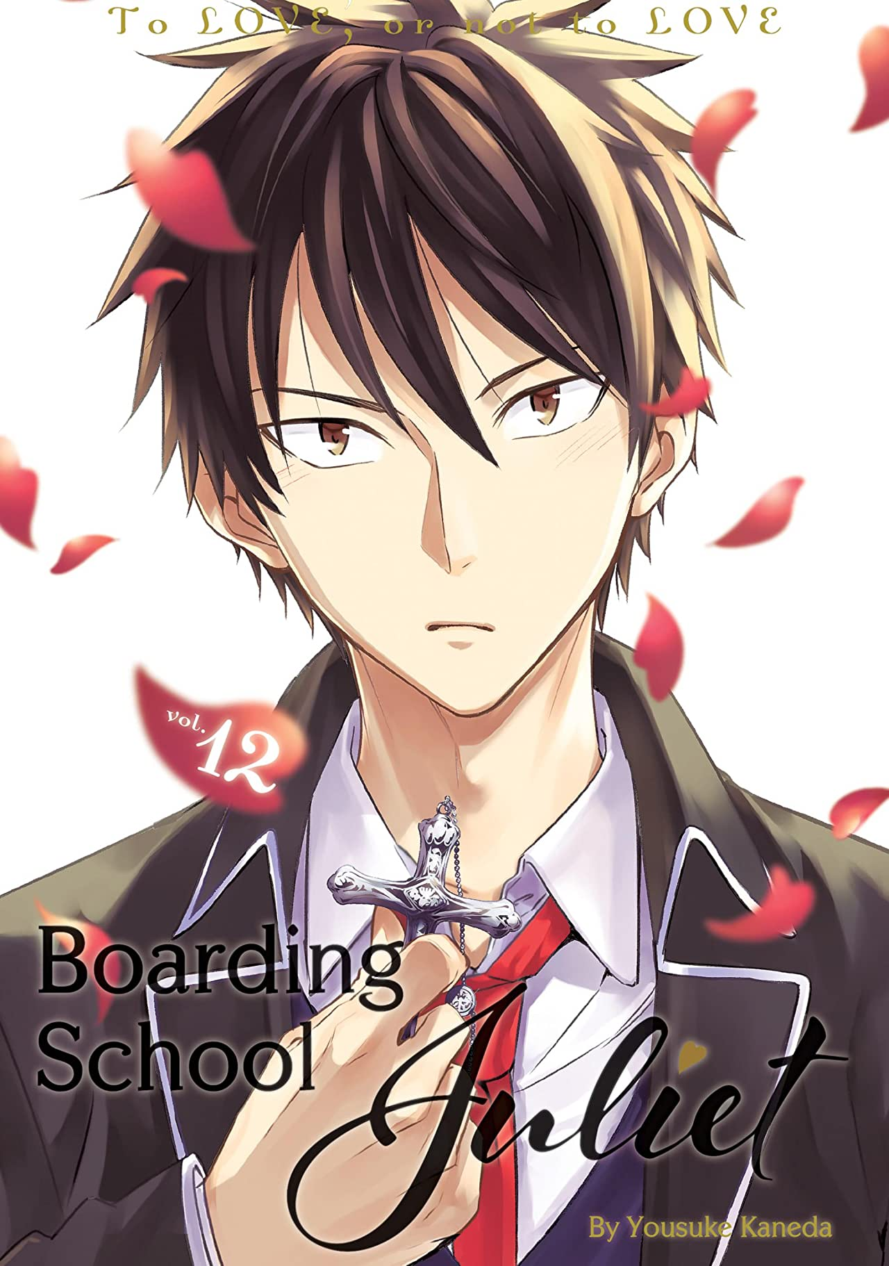 Boarding School Juliet Vol. 12