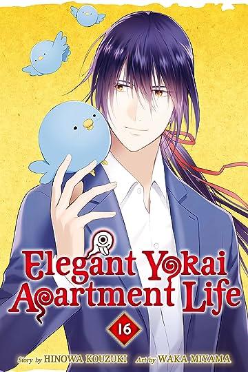 Elegant Yokai Apartment Life Vol. 16