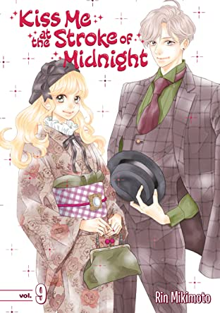 Kiss Me At the Stroke of Midnight Tome 9