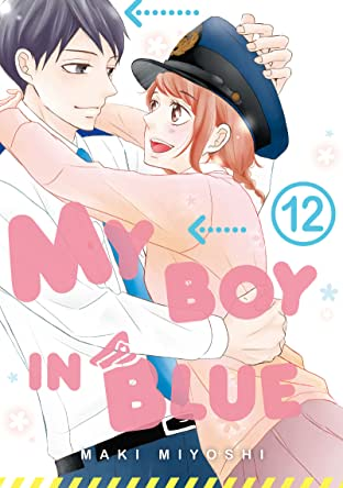 My Boy in Blue Tome 12