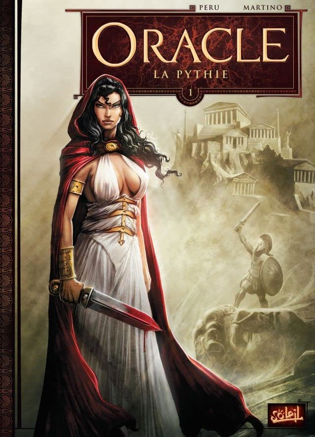 Oracle Vol. 1: La Pythie