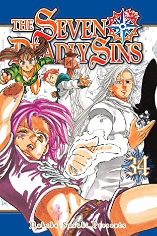 The Seven Deadly Sins Tome 34
