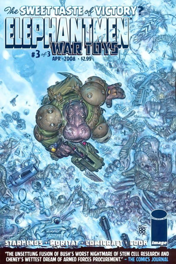 Elephantmen: War Toys #3 (of 3)