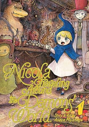 Nicola Traveling Around the Demons' World Vol. 1