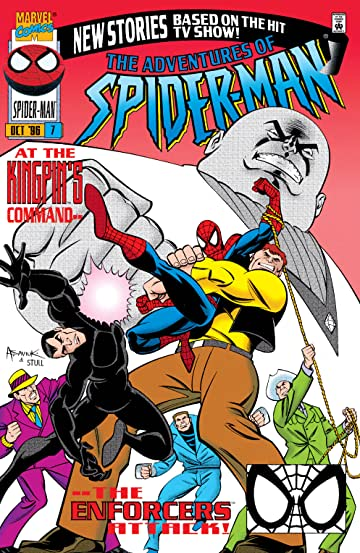 Adventures of Spider-Man (1996-1997) #7