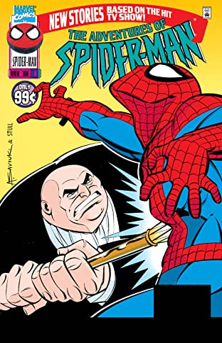 Adventures of Spider-Man (1996-1997) #8