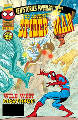 Adventures of Spider-Man (1996-1997) #9