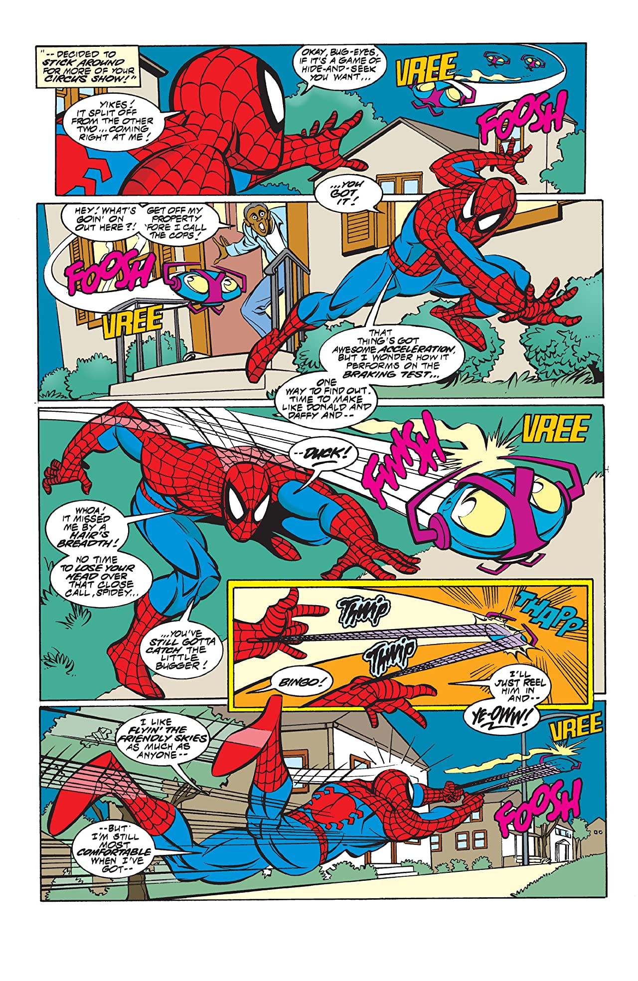 Adventures of Spider-Man (1996-1997) #10