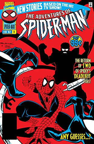 Adventures of Spider-Man (1996-1997) #11