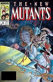 New Mutants (1983-1991) #63