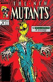 New Mutants (1983-1991) #64