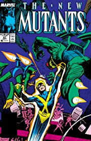 New Mutants (1983-1991) #67