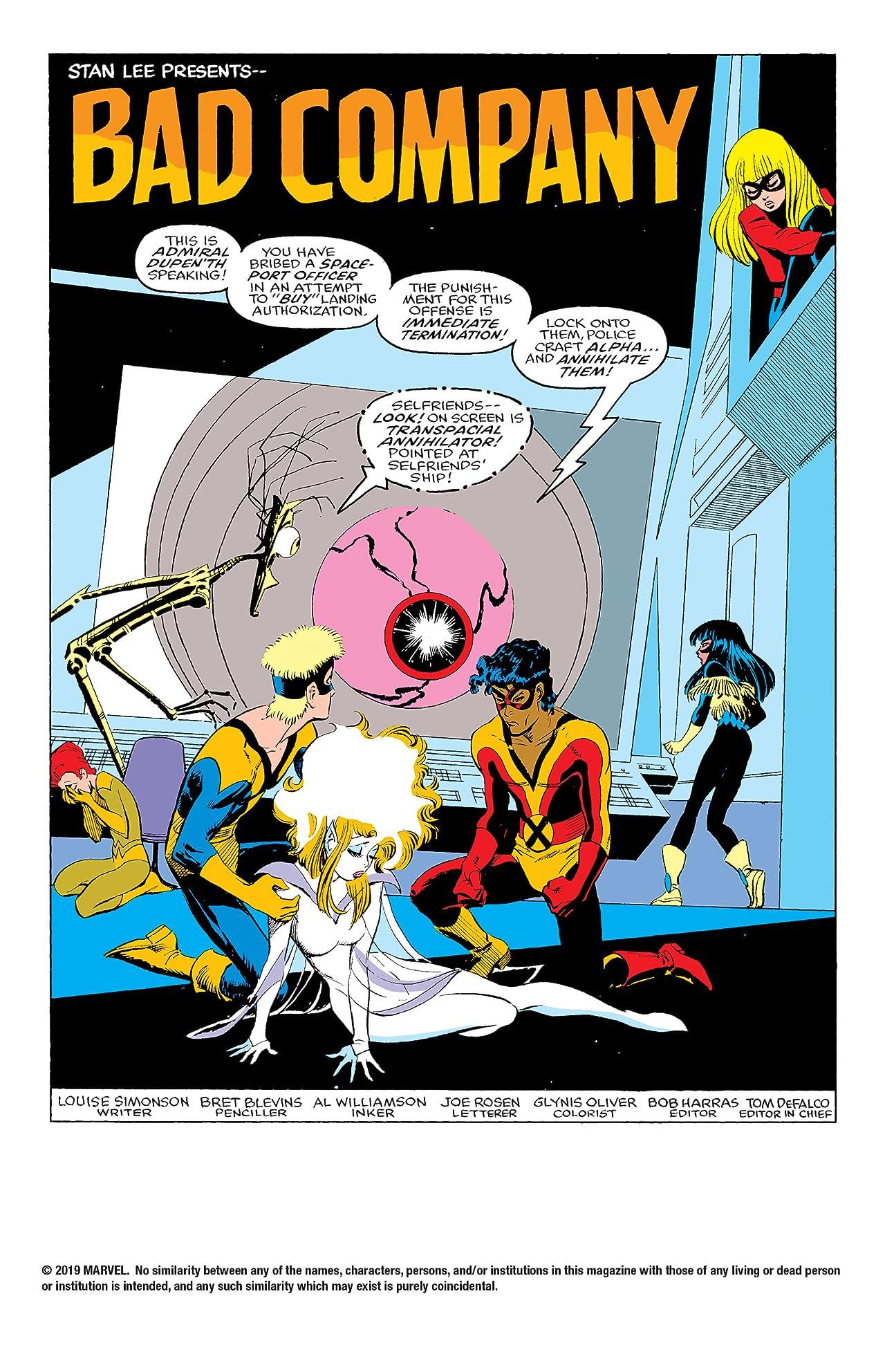 New Mutants (1983-1991) #69