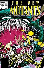 New Mutants (1983-1991) #70