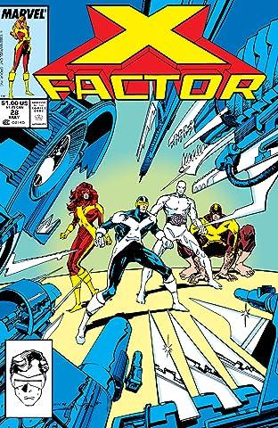 X-Factor (1986-1998) #28
