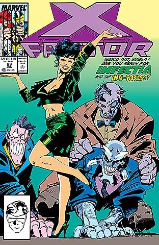 X-Factor (1986-1998) #29