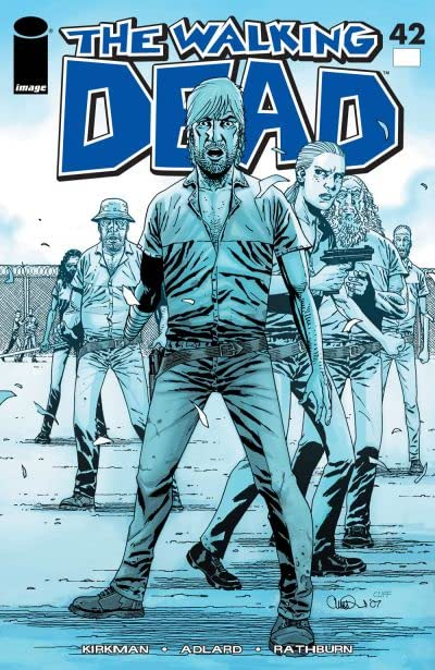 The Walking Dead #42