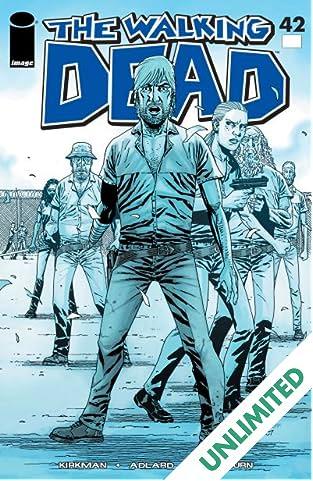 The Walking Dead #42