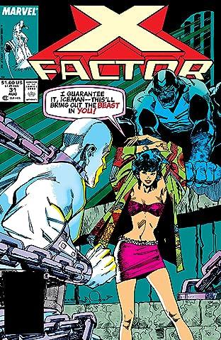 X-Factor (1986-1998) #31